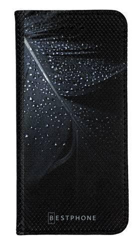 Portfel Wallet Case Samsung Galaxy Core Prime czarne pióro