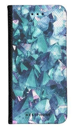 Portfel Wallet Case Samsung Galaxy Note 10 kryształ