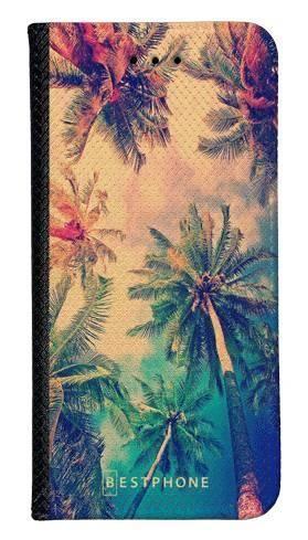 Portfel Wallet Case Samsung Galaxy Note 10 palmy