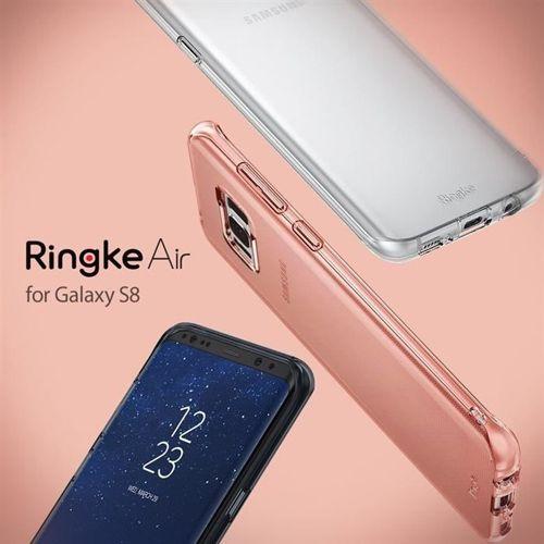 RINGKE AIR GALAXY S8+ PLUS SMOKE BLACK