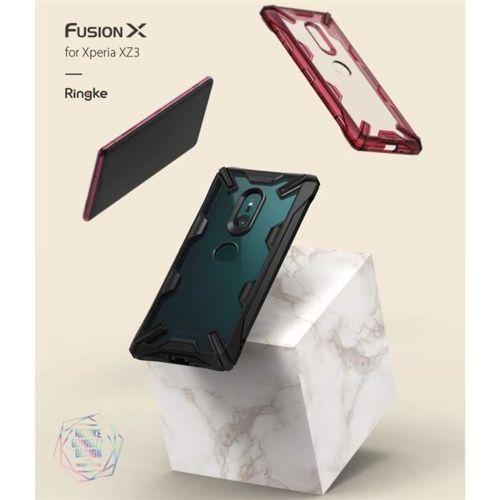 RINGKE FUSION X SONY XPERIA XZ3 BLACK