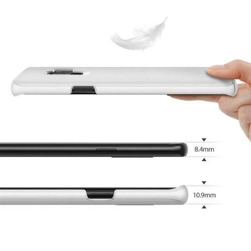 Ringke Slim ultracienkie etui transparentny pokrowiec Samsung Galaxy S9 G960 zielony (SLSG0035-RPKG)
