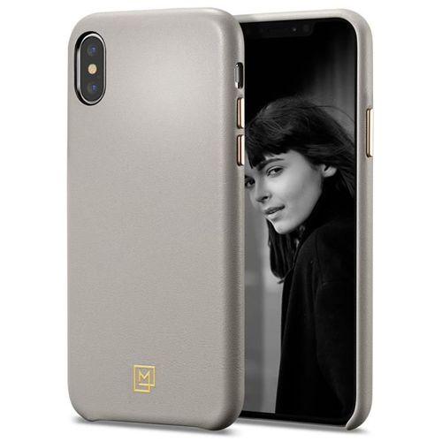 SPIGEN LA MANON CALIN IPHONE X/10 OATMEAL BEIGE
