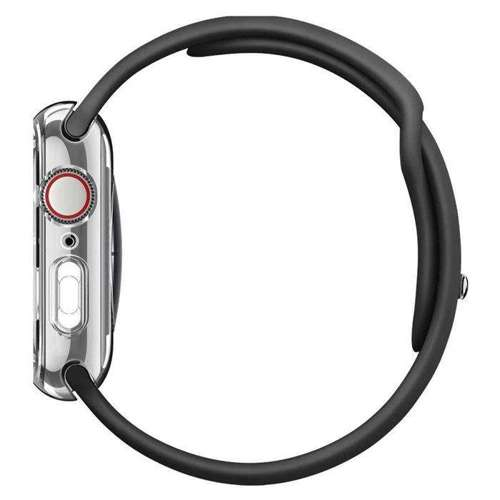 SPIGEN LIQUID CRYSTAL APPLE WATCH 4/5 (44MM) CRYSTAL CLEAR