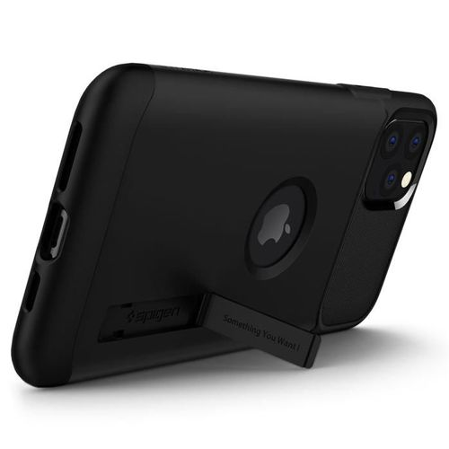 SPIGEN SLIM ARMOR IPHONE 11 PRO BLACK+ Folia 3MK FG