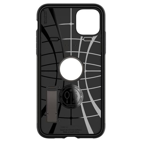SPIGEN SLIM ARMOR IPHONE 11 PRO GUNMETAL +szkło 5D
