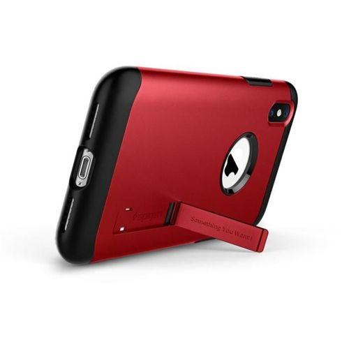 SPIGEN SLIM ARMOR IPHONE X/XS MERLOT RED