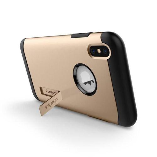 SPIGEN SLIM ARMOR IPHONE XS MAX CHAMPAGNE GOLD
