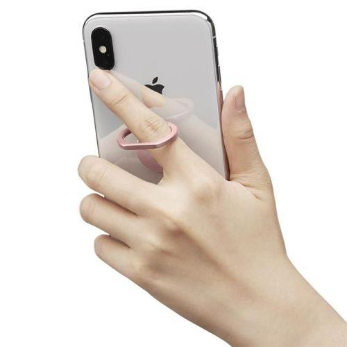 SPIGEN STYLE POP PHONE RING ROSE GOLD