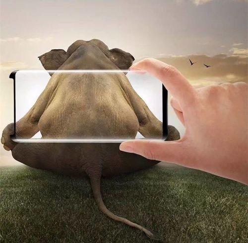 SZKŁO HARTOWANE FULL GLUE Samsung GALAXY S8 Czarny