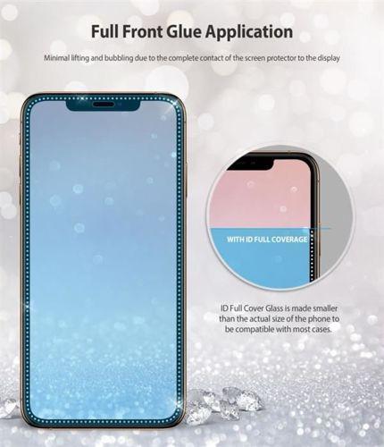 SZKŁO HARTOWANE RINGKE ID DIAMOND GLASS IPHONE 11 PRO BLACK