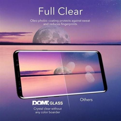 SZKŁO HARTOWANE WHITESTONE DOME GLASS GALAXY S9+ PLUS CLEAR