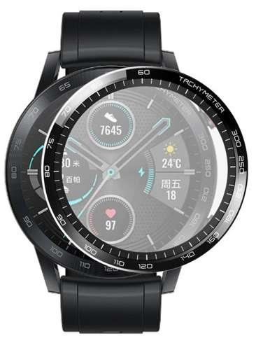 Szkło Hybrydowe FULL 3D Huawei Honor Magic Watch 2 46mm czarny