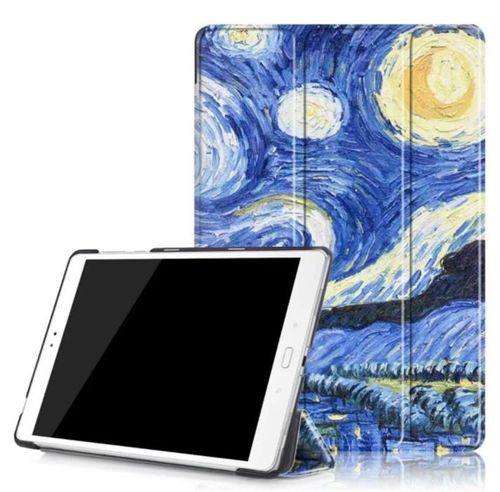 TECH-PROTECT Etui SMARTCASE SAMSUNG GALAXY TAB A 10.1/T580 STARRY NIGHT