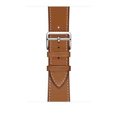 TECH-PROTECT LONG opaska pasek bransoleta HERMS APPLE WATCH 1/2/3 (42MM) BROWN