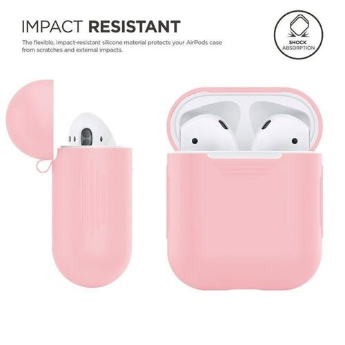 TECH-PROTECT SET AIRPODS PINK