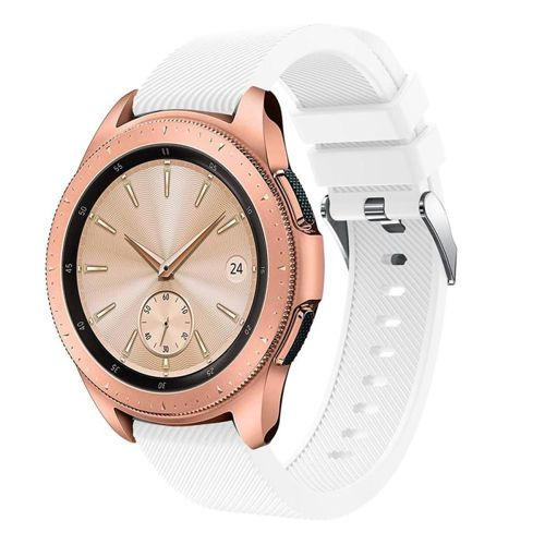 TECH-PROTECT SMOOTHBAND SAMSUNG GALAXY WATCH 42MM WHITE
