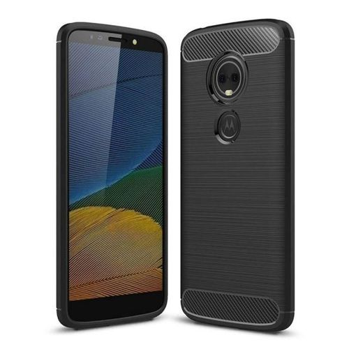 TECH-PROTECT etui TPUCARBON MOTOROLA MOTO G6 PLAY BLACK