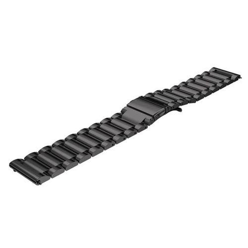 TECH-PROTECT opaska pasek bransoleta STAINLESS XIAOMI AMAZFIT BLACK