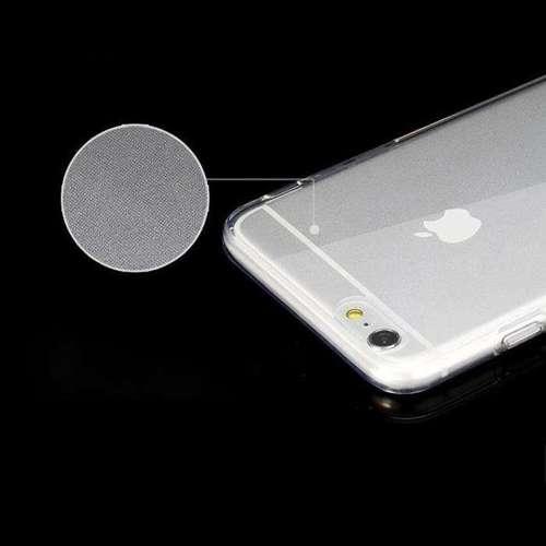 Żelowy pokrowiec etui Ultra Clear 0.5mm Realme 5 Pro przezroczysty