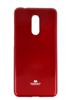 Etui Jelly Mercury HUAWEI MATE 20 Lite czerwone