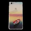 Etui slim case art SAMSUNG S6 EDGE łódka