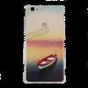 Etui slim case art SAMSUNG S7 łódka